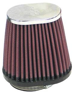 K&N : Filtre à air universel chromé - RC-2890