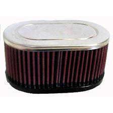 K&N Filtre à air universel chromé RC-3510