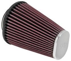 K&N : Filtre à air universel chromé - RC-3680