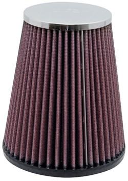 K&N : Luchtfilter universeel verchroomd - RC-4160