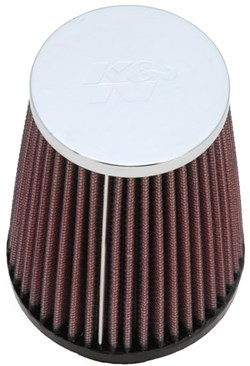 K&N : Filtre à air universel chromé - RC-4340