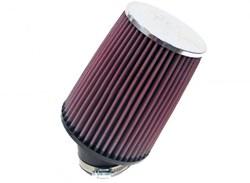 K&N : Filtre à air universel chromé - RC-4790