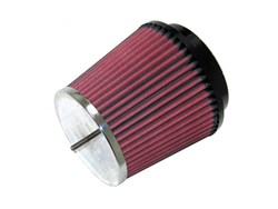 K&N : Filtre à air universel chromé - RC-5156