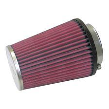 K&N Filtre à air universel chromé RC-9630