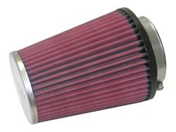 K&N : Filtre à air universel chromé - RC-9630
