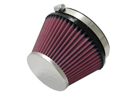 K&N : Luchtfilter universeel verchroomd - RC-9890