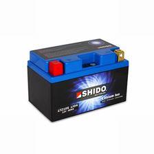 SHIDO Batterie Lithium-Ion LTZ10S