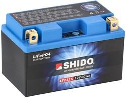 SHIDO Batterie Lithium-Ion
