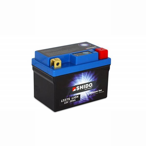 SHIDO Batterie Lithium-Ion LTZ7S
