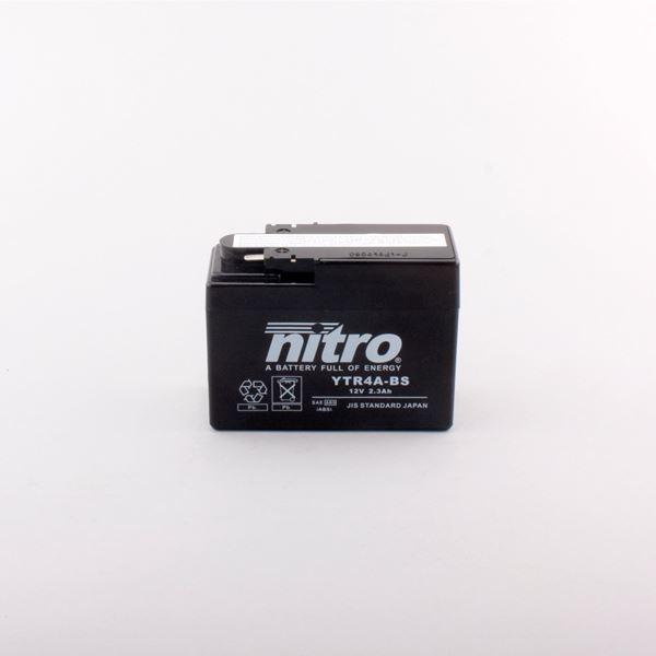 NITRO Batterie sans entretien YTR4A-BS