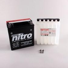 NITRO Onderhoudsvrije batterij high power YTX20CH-BS