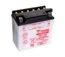 YUASA Batterie Yumicron YB7L-B2