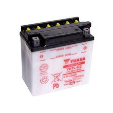 YUASA Yumicron batterij YB7L-B2
