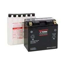 YUASA Gesloten batterij met zuurpakket YT14B-BS