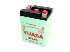 YUASA Conventionele batterij B38-6A