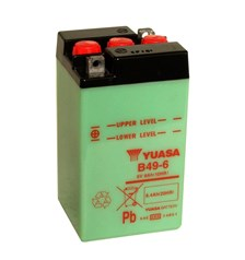 YUASA Conventionele batterij B49-6