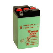 YUASA Batterie conventionnelle B49-6