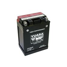 YUASA Onderhoudsvrije batterij high power YTX14AH-BS