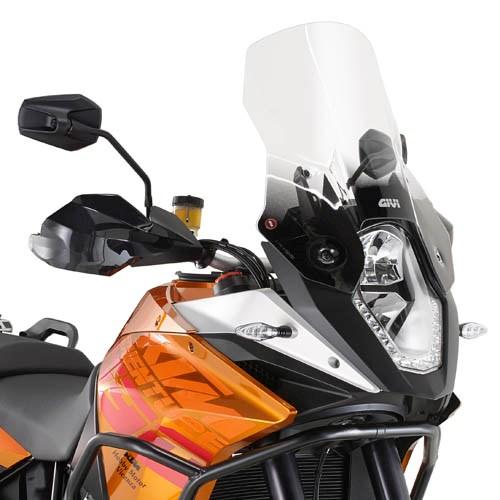 GIVI Verhoogd transparant windscherm - ST D7703ST