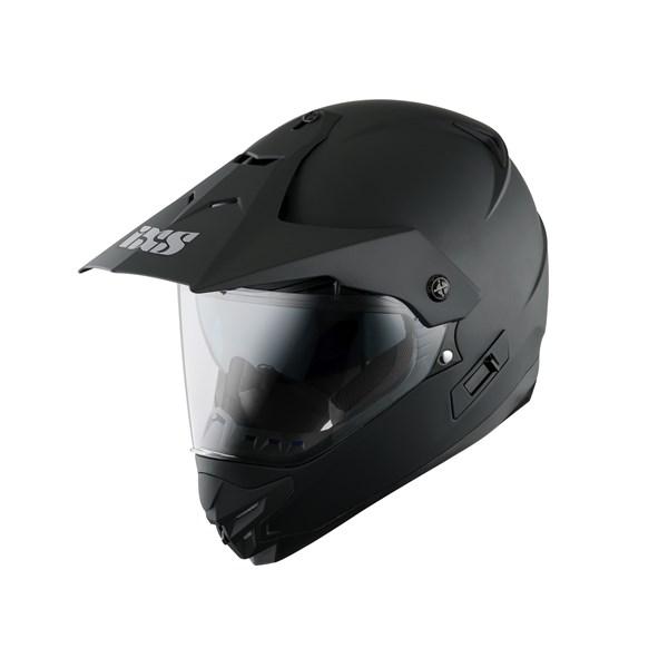 IXS HX 207 Noir Mat