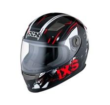 IXS HX 135 FUNKY noir-rouge