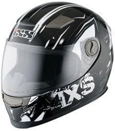IXS HX 135 FUNKY noir-gris