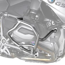 GIVI Crash bars en inox bas du moteur TN5108OX