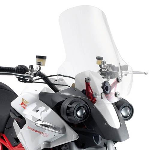 GIVI Verhoogd transparant windscherm - ST D780ST