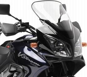 GIVI Verhoogd transparant windscherm - ST D255ST