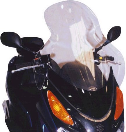 GIVI Verhoogd transparant windscherm - ST D256ST