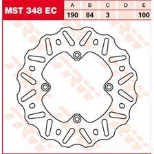TRW EC disque de frein offroad MST348EC