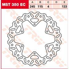 TRW EC disque de frein offroad MST350EC