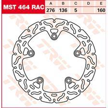TRW MST disque fixe avec RAC design MST464RAC