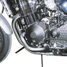 GIVI Crash bars en acier bas du moteur TN392
