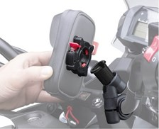Bevestigingskit GPS/Iphone houder S951KITR