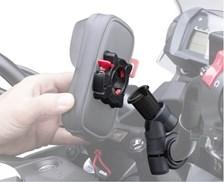 GIVI Kit de fixation Porteur GPS/Iphone S951KITR