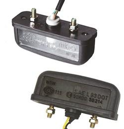 TRW : Kentekenplaatverlichting - MSH900