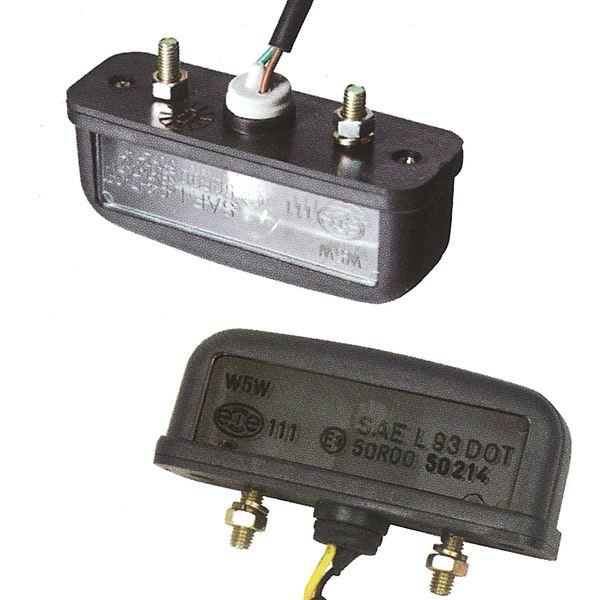 TRW Kentekenplaatverlichting MSH900
