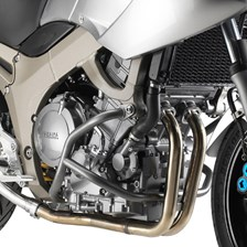 GIVI Crash bars en acier bas du moteur TN347