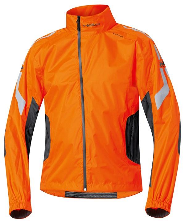 HELD Wet Tour Noir - orange fluo
