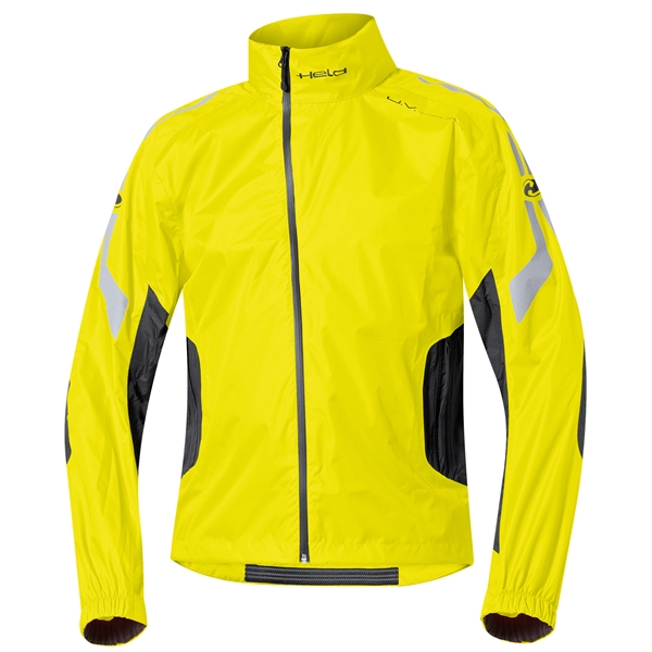 HELD Wet Tour Noir-Fluo Jaune