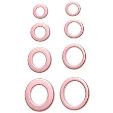 BGS TECHNIC Assortiment koper ringen - Metrisch