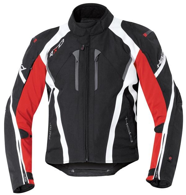 HELD Imola II Zwart-Rood
