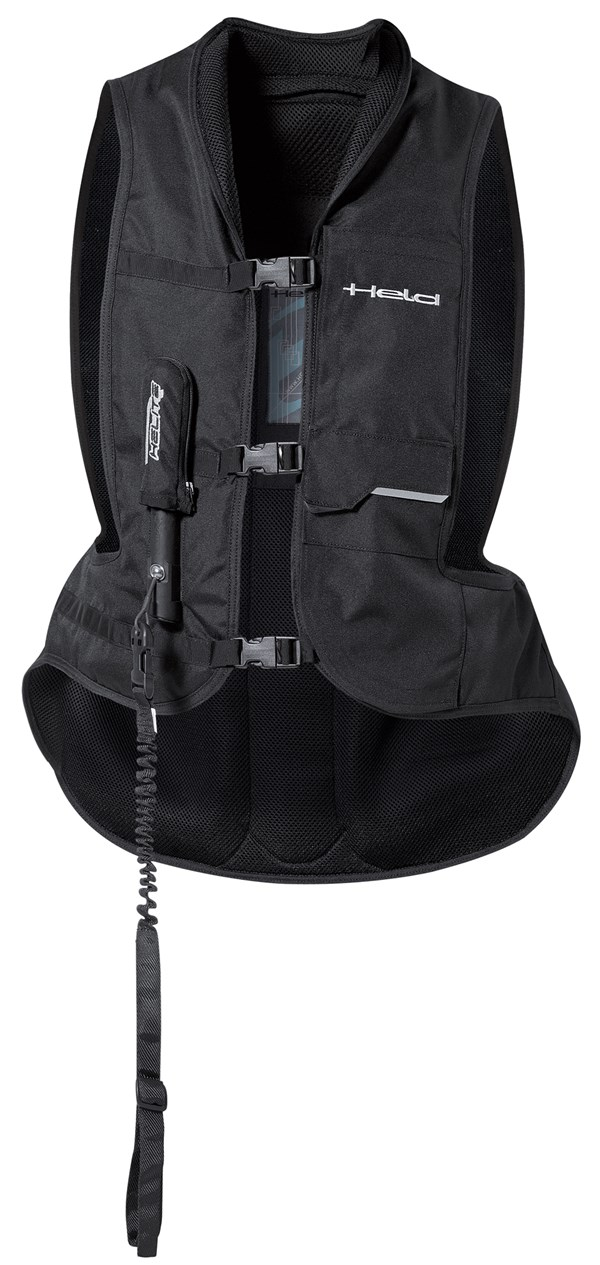 HELD Air Vest Zwart Universeel