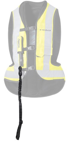 HELD Strap Air Vest Zwart