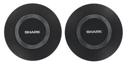 SHARK : RAW bril bevestiging - mat zwart