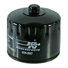 K&N Filtre à huile externe KN-557