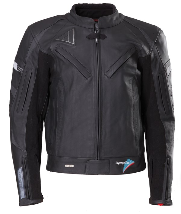 MODEKA Tourrider Jacket Noir