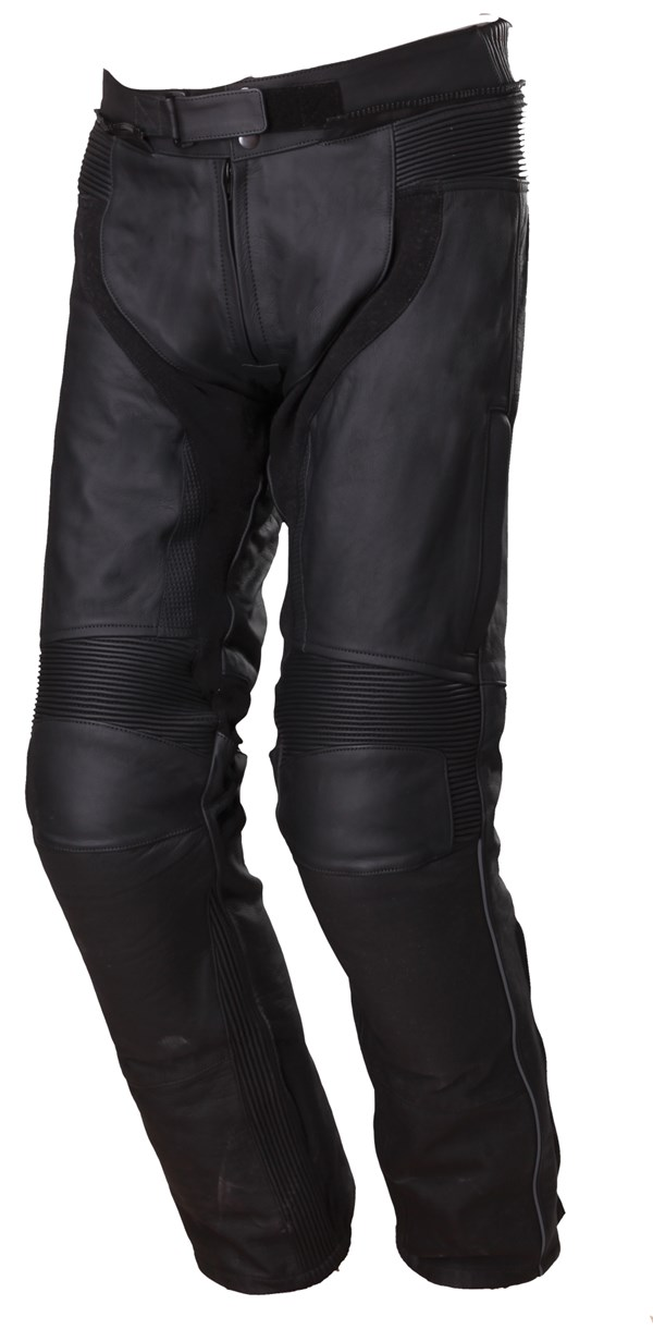MODEKA Tourrider Pants Zwart Heren