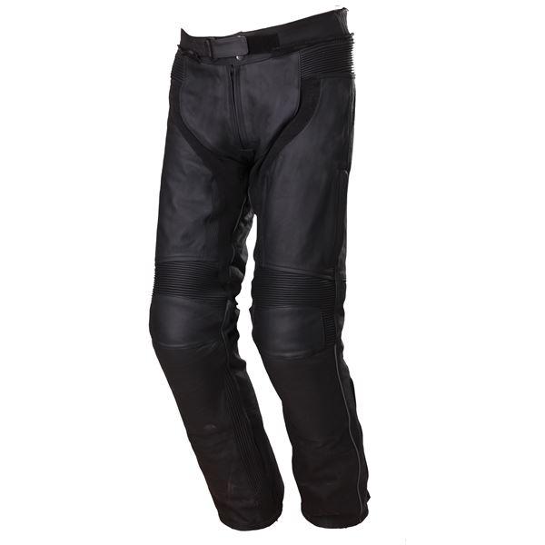 MODEKA Tourrider Pants Noir Hommes Longues